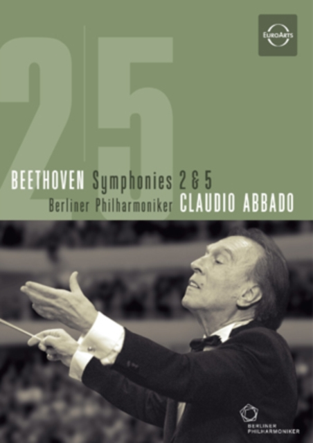 Beethoven: Symphonies Nos. 2 and 5 (Abbado) (DVD / NTSC Version)