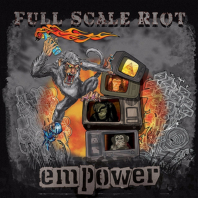 EMPOWER (FULL SCALE RIOT) (CD / Album)