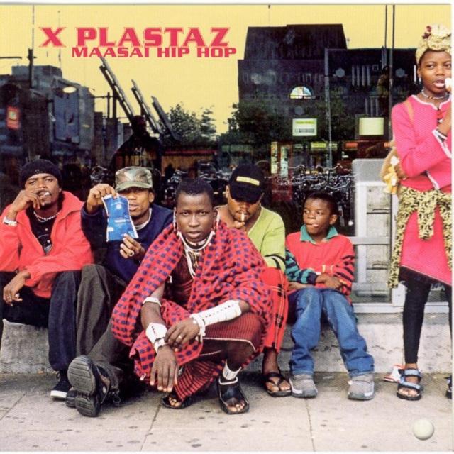 Maasai Hip Hop (X Plastaz) (CD / Album)