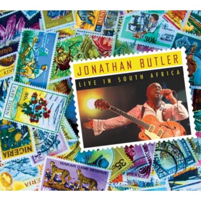 Live in South Africa [us Import] (Jonathan Butler) (CD / Album)