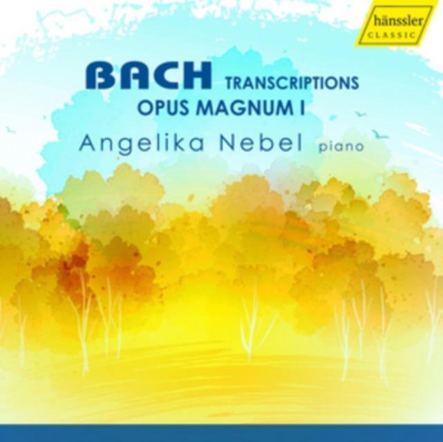 Bach: Transcriptions/Opus Magnum I (CD / Album)