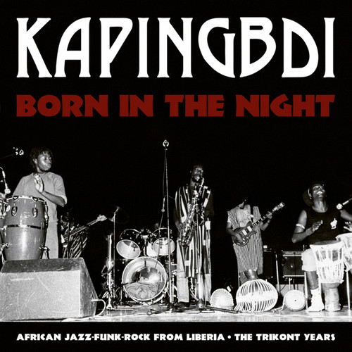 Born in the Night (Kapingbdi) (CD / Album)