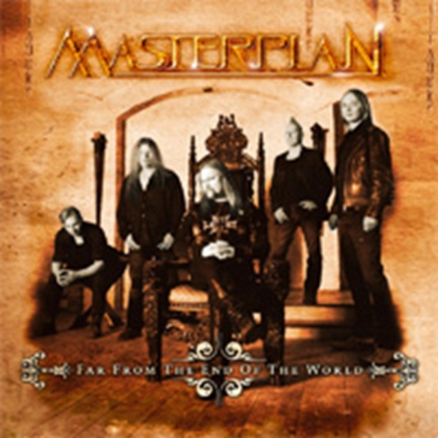 From The End Of The World (Masterplan) (CD / Album)
