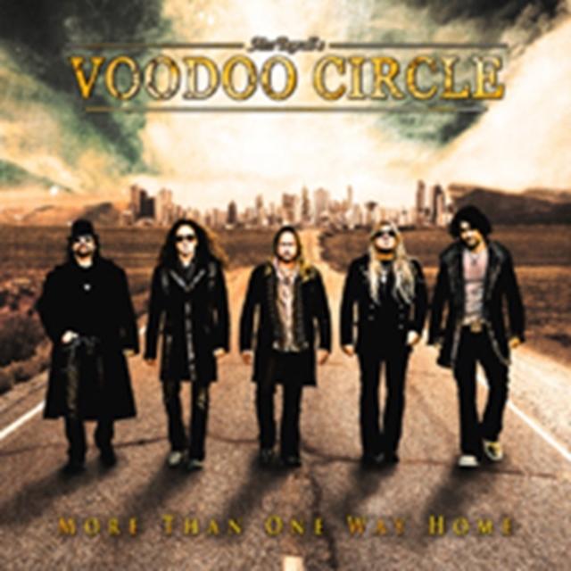 More Than One Way Home (Voodoo Circle) (CD / Album)