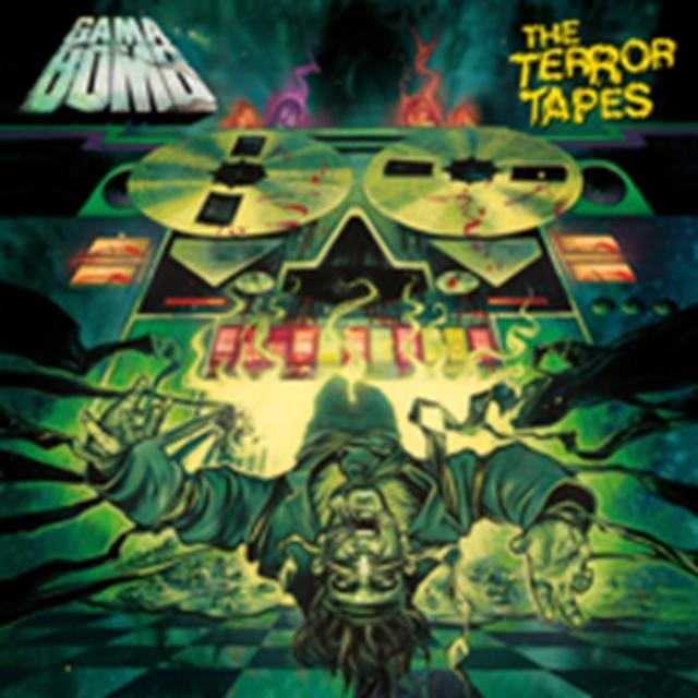 Terror Tapes (Gama Bomb) (CD / Album)