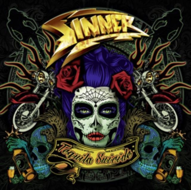 Tequila Suicide (Sinner) (CD / Album)