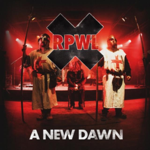 A New Dawn (RPWL) (CD / Album)