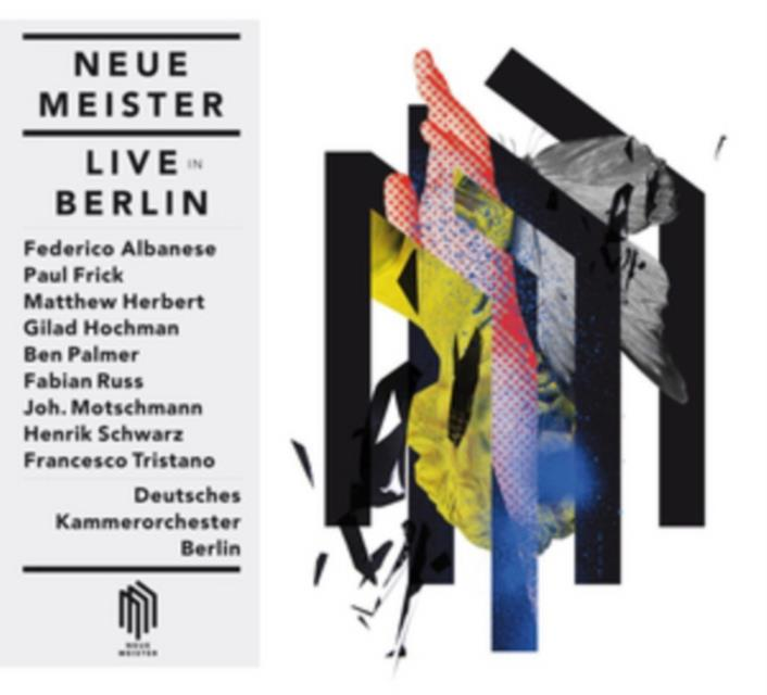Neue Meister: Live in Berlin (CD / Album)