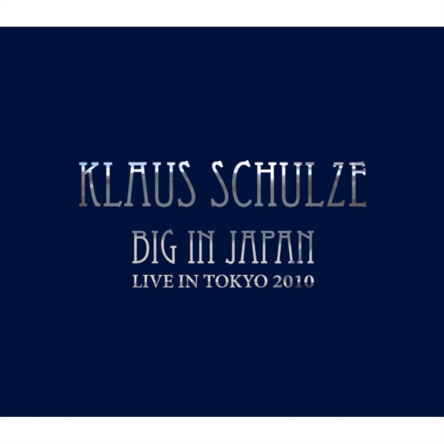 Big in Japan (Klaus Schulze) (CD / Album with DVD)