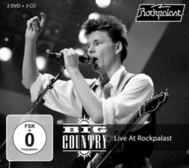 Live at Rockpalast (Big Country) (CD / Box Set with DVD)
