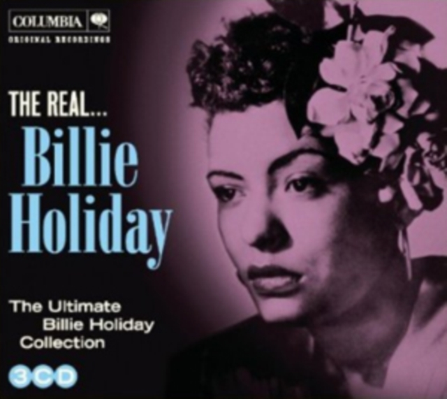The Real Billie Holiday (Billie Holiday) (CD / Album)