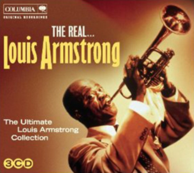 The Real... Louis Armstrong (Louis Armstrong) (CD / Album)