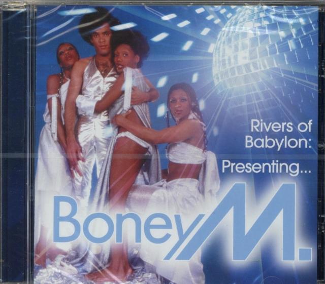 Rivers of Babylon: Presenting... (Boney M) (CD / Album)
