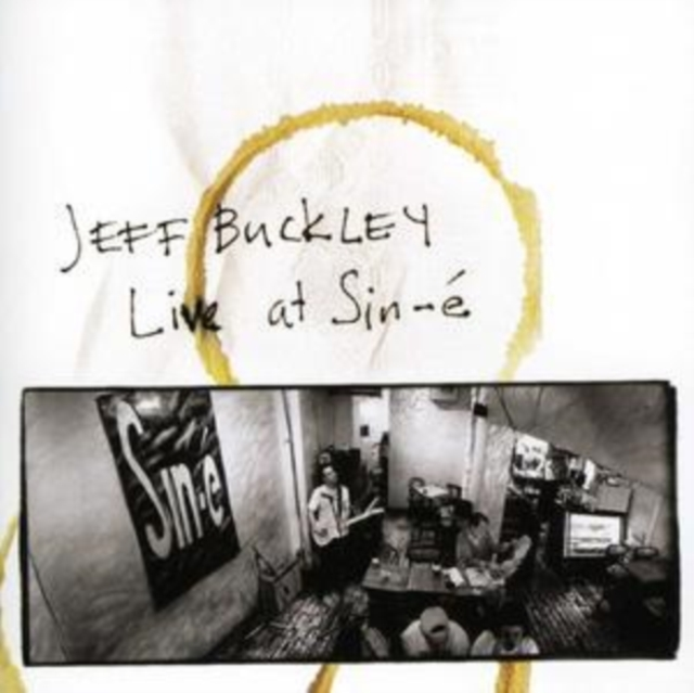 Live at Sine-e (Jeff Buckley) (CD / Album)