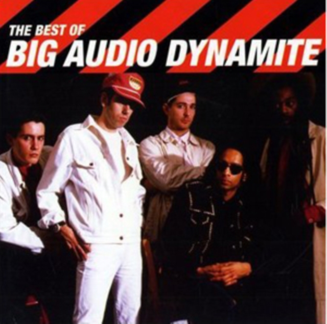 The Best Of (Big Audio Dynamite) (CD / Album)