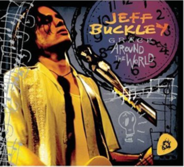 Grace Around the World (Jeff Buckley) (CD / Album with DVD)