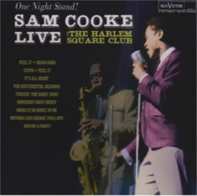 One Night Stand! (Sam Cooke) (CD / Album)