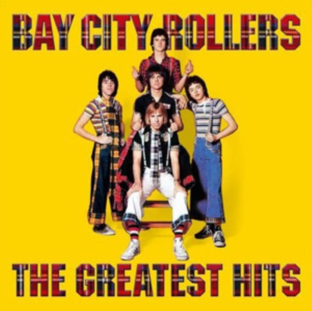 Greatest Hits (Bay City Rollers) (CD / Album)