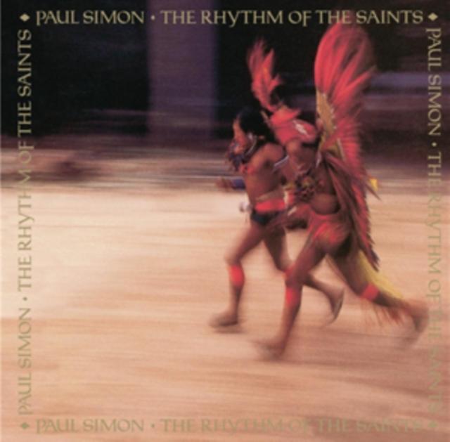 The Rhythm of the Saints (Paul Simon) (CD / Album)