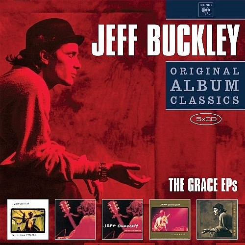 Original Album Classics (Jeff Buckley) (CD / Box Set)