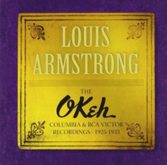 The Okeh, Columbia & RCA Victor Recordings 1925-1933 (Louis Armstrong) (CD / Box Set)