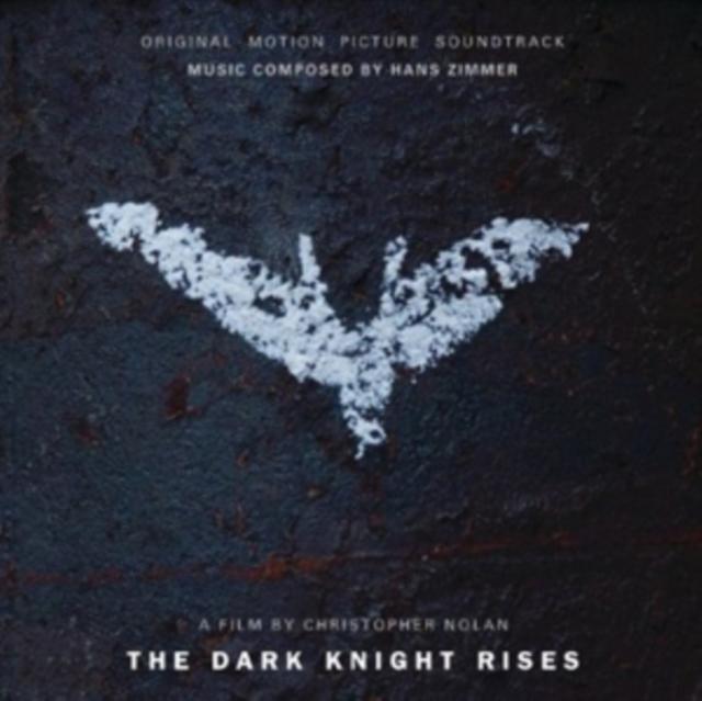 The Dark Knight Rises (CD / Album)