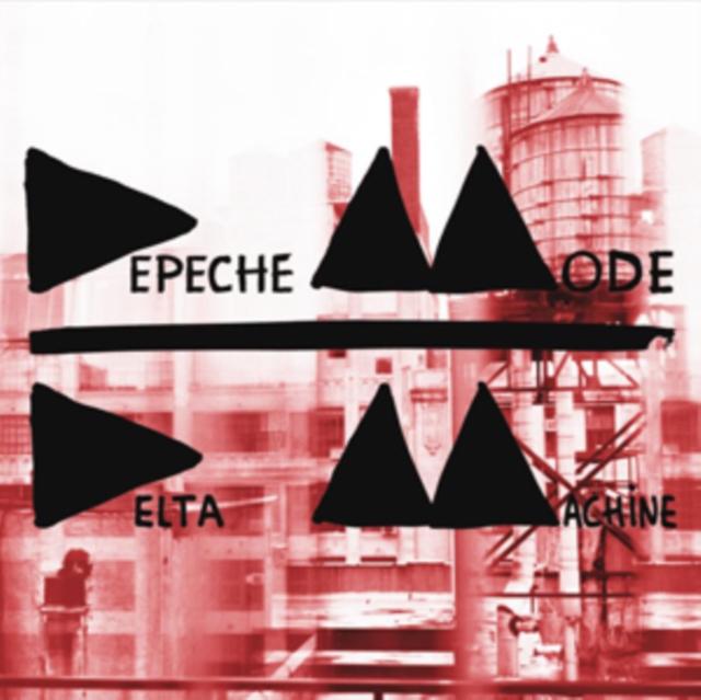 Delta Machine (Depeche Mode) (CD / Album)