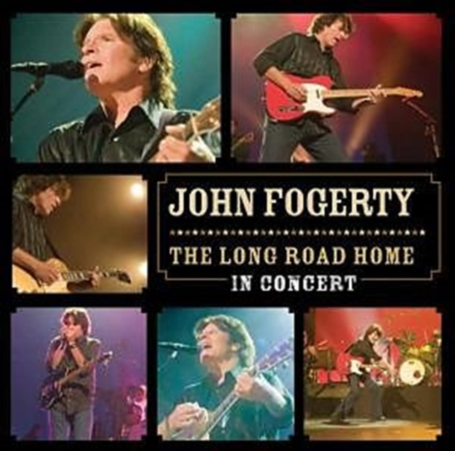 Long Road Home, The - In Concert (John Fogerty) (CD / Album)
