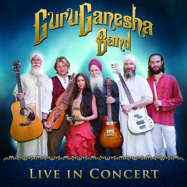 Live in Concert (Guruganesha Band) (CD / Album)