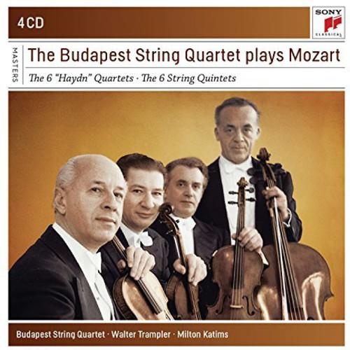 6 Haydn Quartets & 6 String Quartets (Mozart / Budapest String Quartet) (CD)