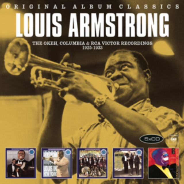 Original Album Classics (Louis Armstrong) (CD / Box Set)