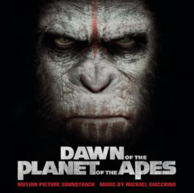 Dawn of the Planet of the Apes (CD / Album)