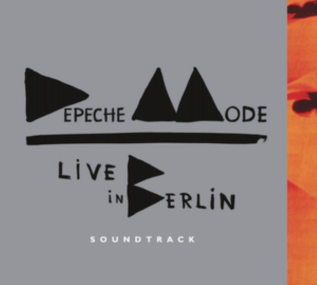 Live in Berlin (Depeche Mode) (CD / Album)
