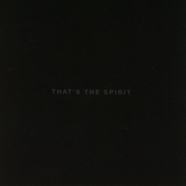 That's the Spirit (Bring Me the Horizon) (CD / Album)