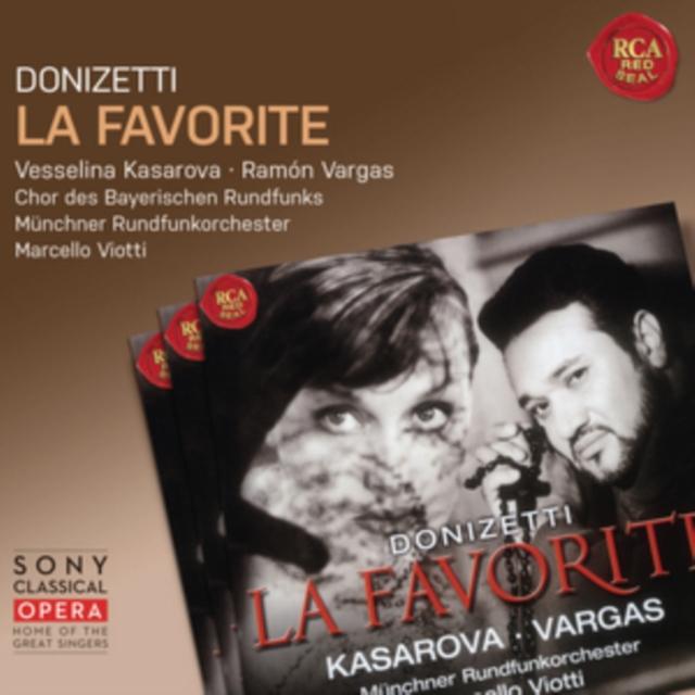 Donizetti: La Favorite (CD / Album)