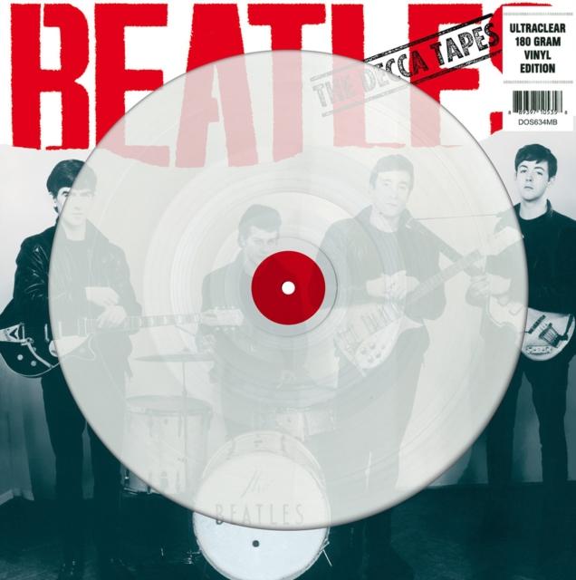"The Decca Tapes (The Beatles) (Vinyl / 12"" Album (Clear vinyl))"