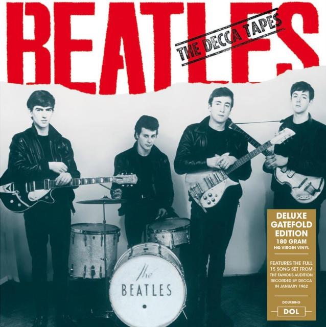 "The Decca Tapes (The Beatles) (Vinyl / 12"" Album (Gatefold Cover))"