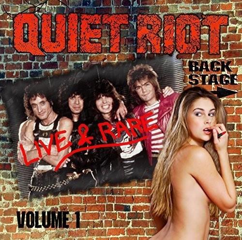 Live and Rare (Quiet Riot) (CD / Album)