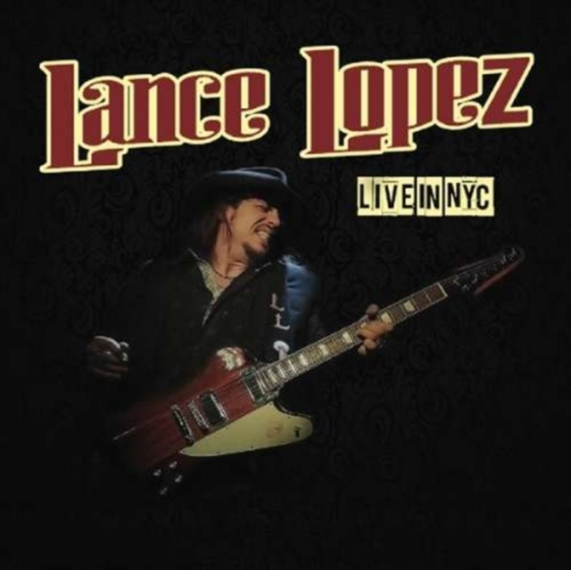 Live in NYC (Lance Lopez) (CD / Album)