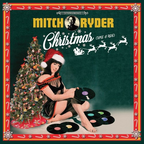 Christmas (Take A Ride) (Mitch Ryder) (CD)