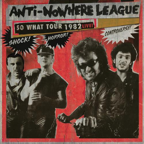 So What Tour 1982 Live! (The Anti-Nowhere League) (Vinyl)