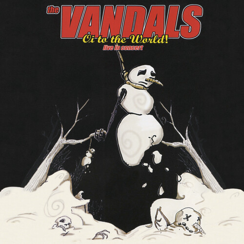 Oi To The World! Live In Concert (The Vandals) (CD)