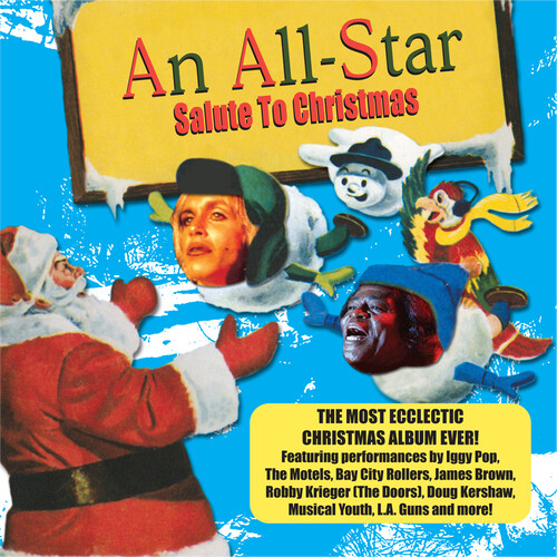 An All-star Salute To Christmas / Various (Various Artists) (CD)