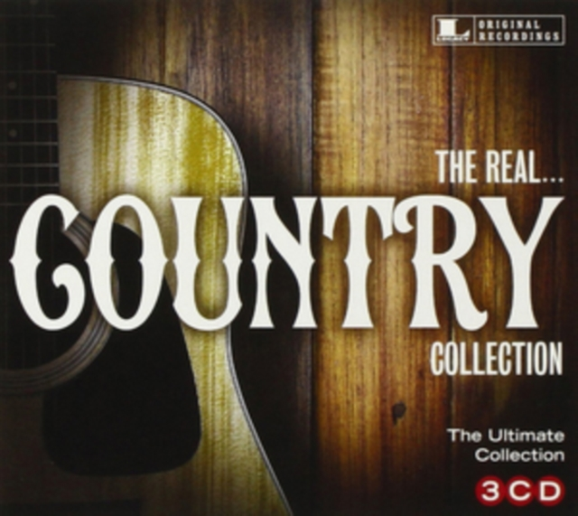 The Real... Country Collection (CD / Album)