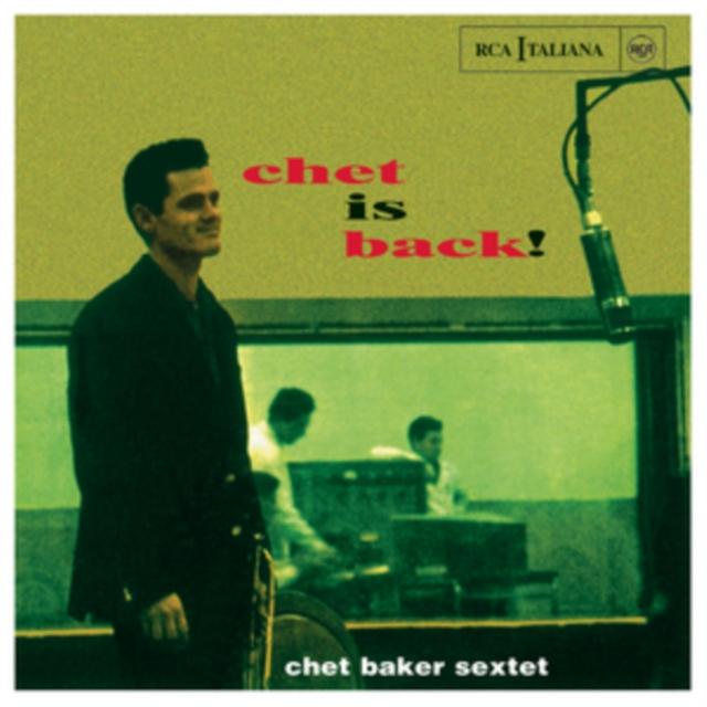 Chet Is Back! (Chet Baker) (CD / Album)