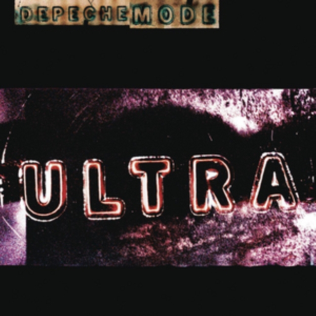 "Ultra (Depeche Mode) (Vinyl / 12"" Album)"