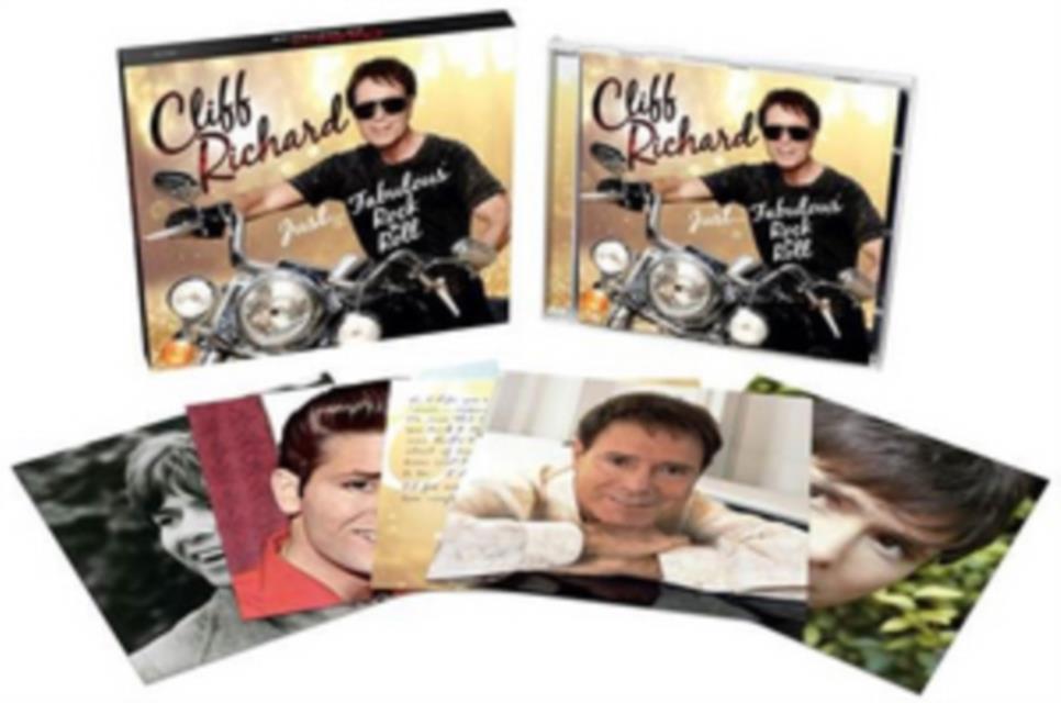 Just Fabulous Rock 'N' Roll (Cliff Richard) (CD / Album)