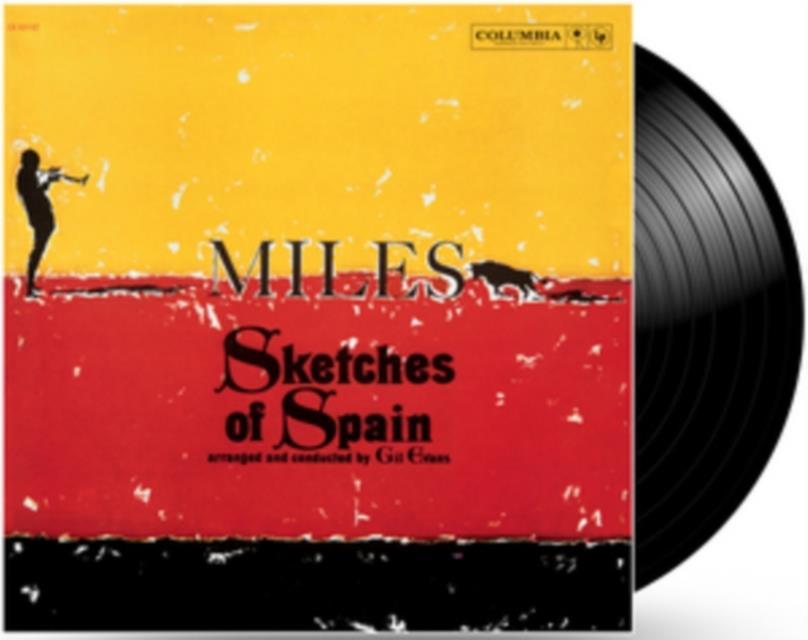 """Sketches of Spain (Miles Davis) (Vinyl / 12"""" Album)"""