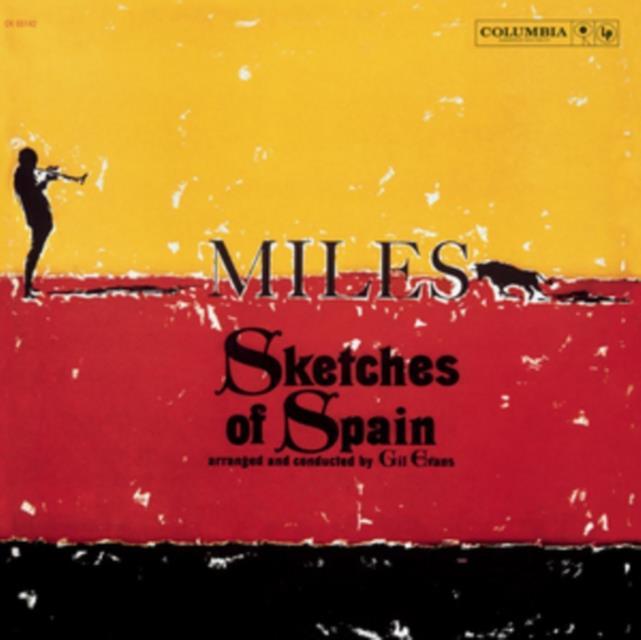 Sketches of Spain (Miles Davis) (CD / Album)
