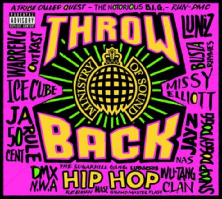 Throwback Hip Hop (CD / Album)